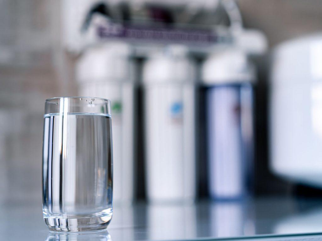 Vandens filtrų įtaka sveikatai